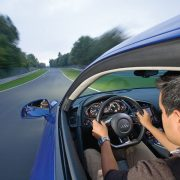 sentarse correctamente al volante