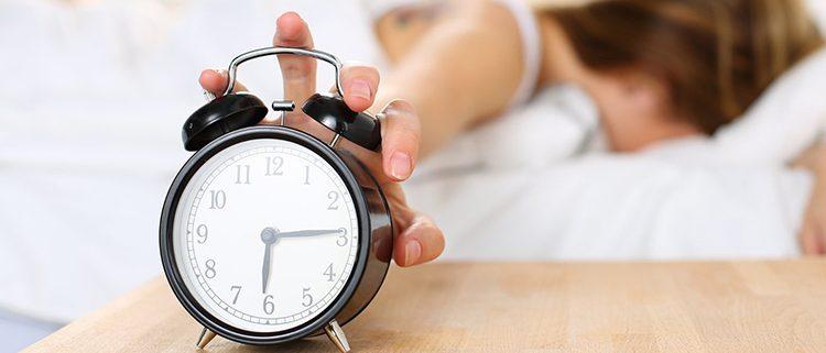 prevenir problemas de sueño