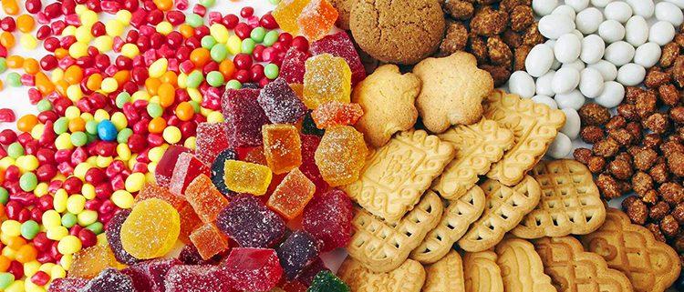 comer sin azúcar