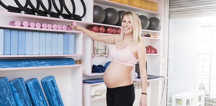 Ejercicio embarazo