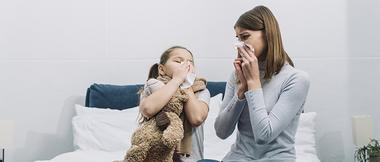 contagio gripe